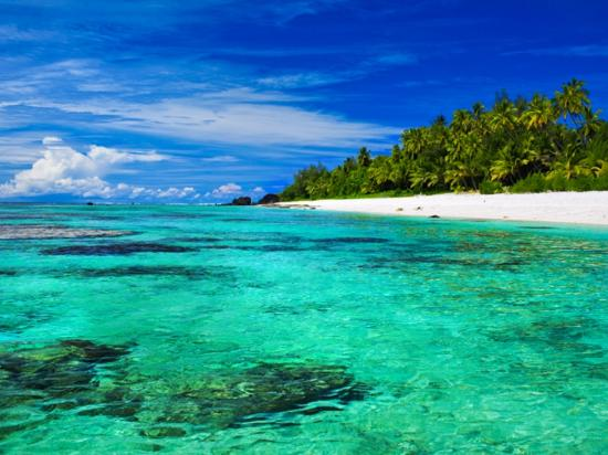 Aitutaki, Southern Cook Islands
