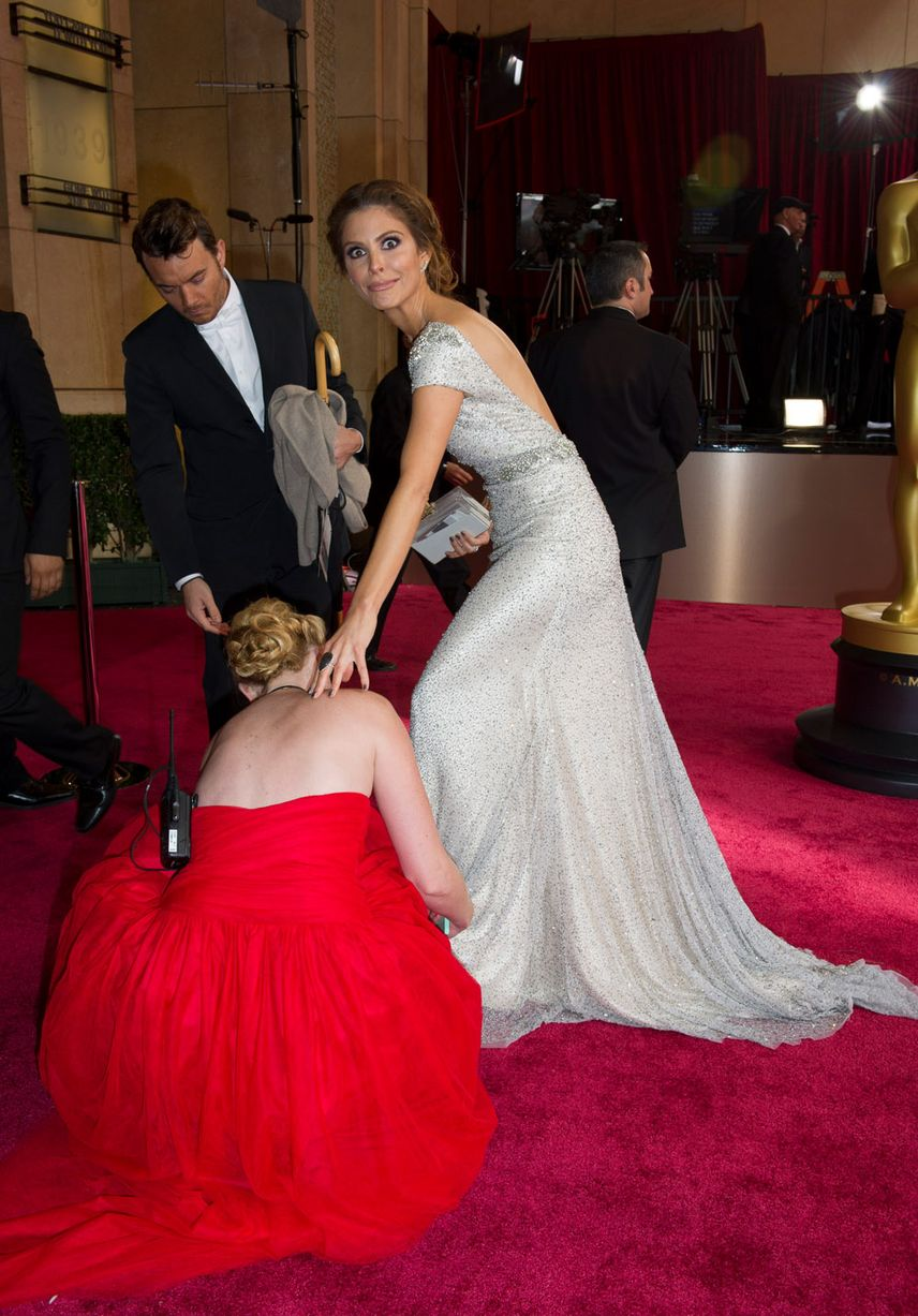 Maria-Menounos-wardrobe-malfunction-Oscars-2014_NEWSPIX INTERNATIONAL