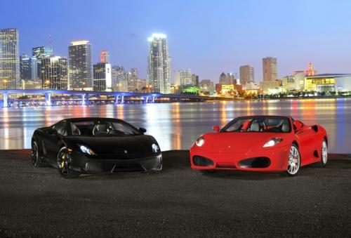THE HERTZ CORPORATION DREAM CARS