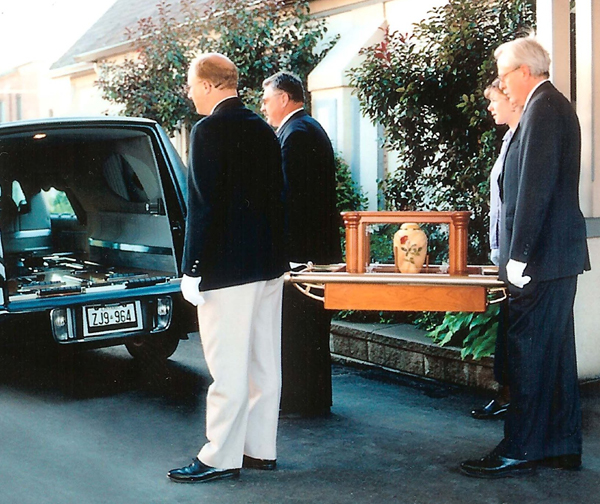 urna na pogreb