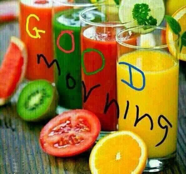 good morning juicy&co