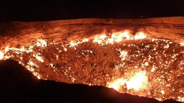 Door to Hell Gas Deposit