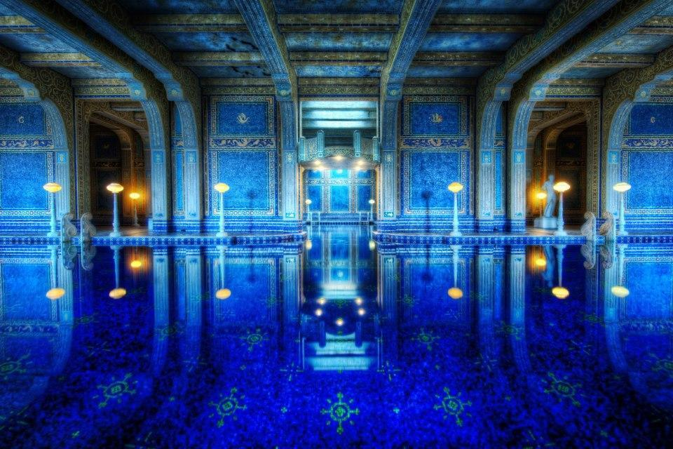 Hearst Castle Swimming Pool