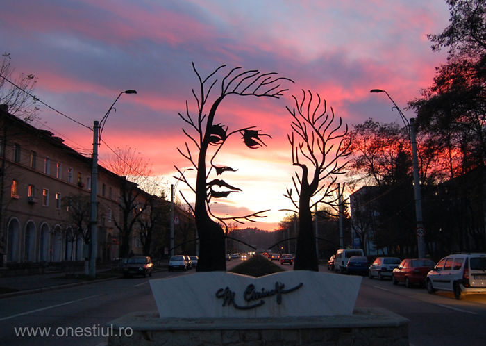 #2 Mihai Eminescu - Onesti, Romania