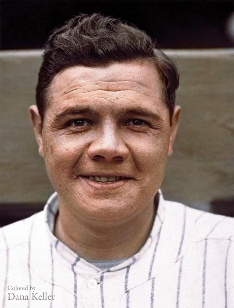 Babe Ruth's 1920 MLB debut