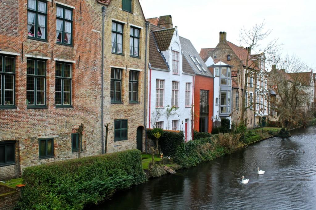 1. Brugge, Belgium