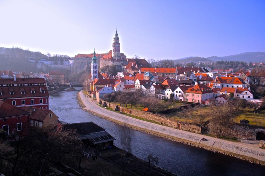 3. Cesky Krumlov, Czech Republic