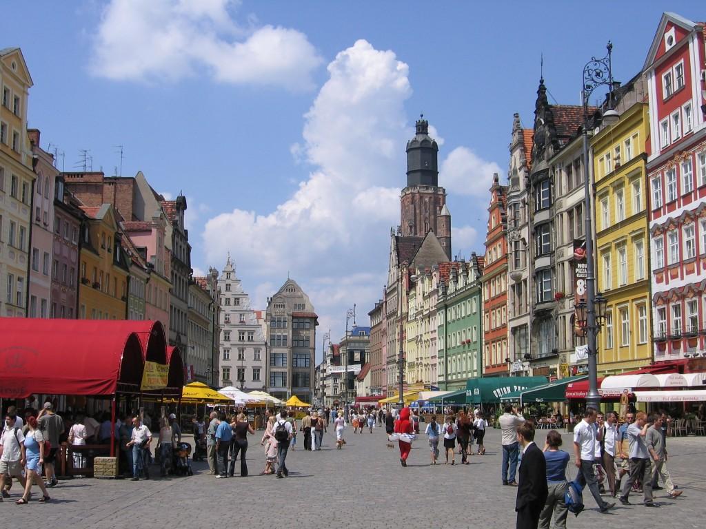 5. Wroclaw, Poland