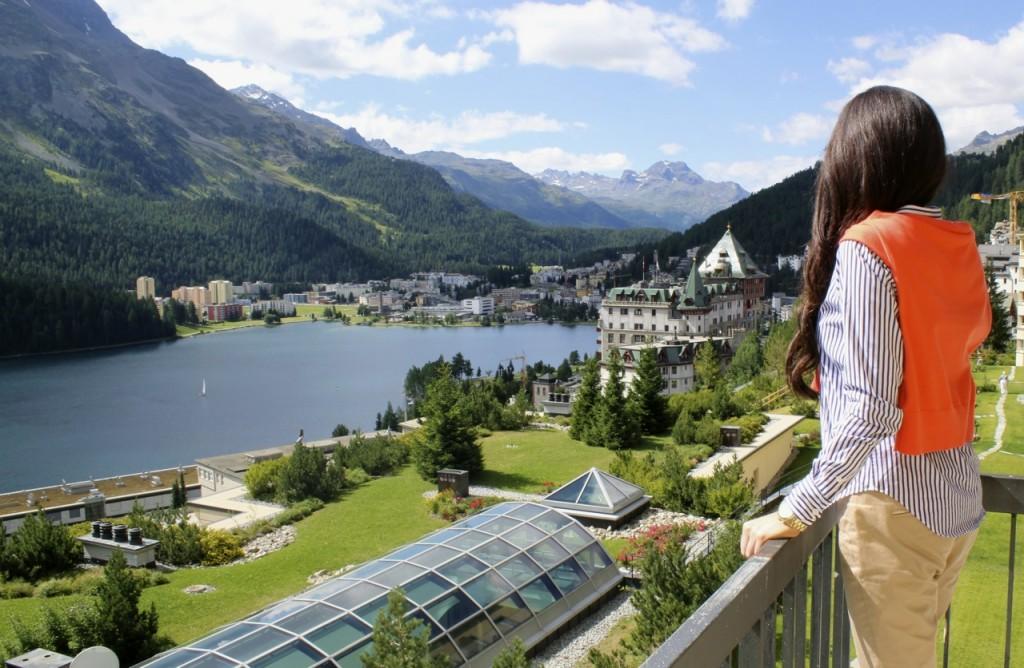 7. St Moritz, Switzerland
