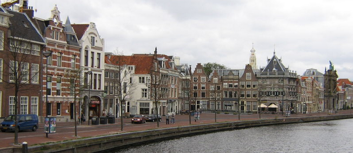 8. Haarlem, the Netherlands