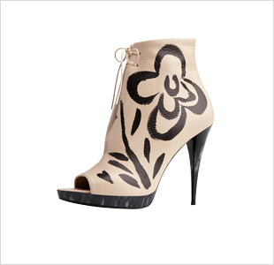 BURBERRY -  English Rose  boots - € 1395