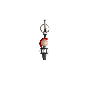 BURBERRY -  Punk  key charm - € 185