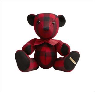 BURBERRY -  Ribbon Knot  teddy bear - € 525.