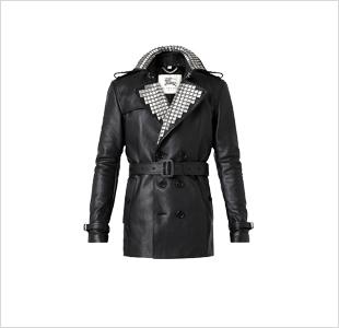 BURBERRY - The  Punk  Sandringham trench-coat - € 3095