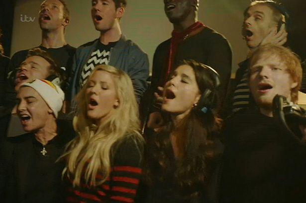 Излечи го светот - sвездите ја пеат емоционалната песна