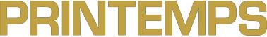 printemps ZUTO ZLATO logo