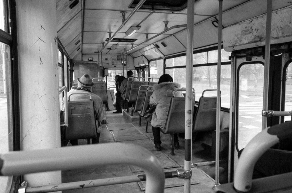 Burak Çetin - Old Bus