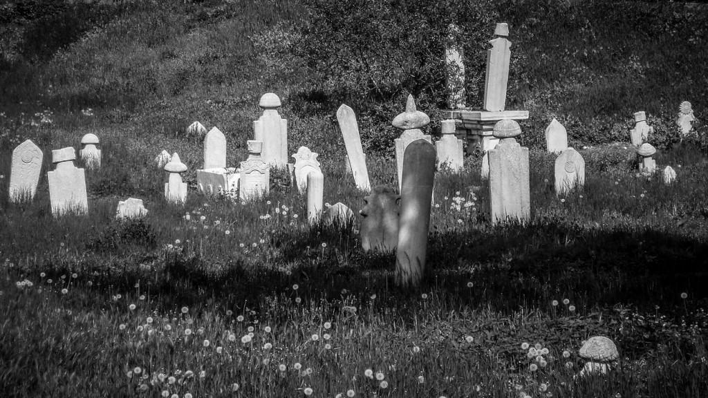 Christian MICHEL - Lost Cemetery