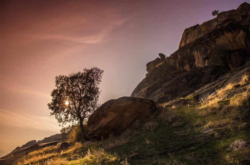 Pece Nastevski – Sun setting down