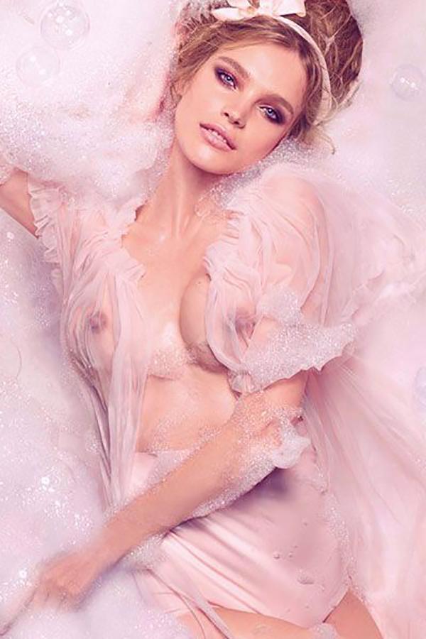 February: Natalia Vodianova
