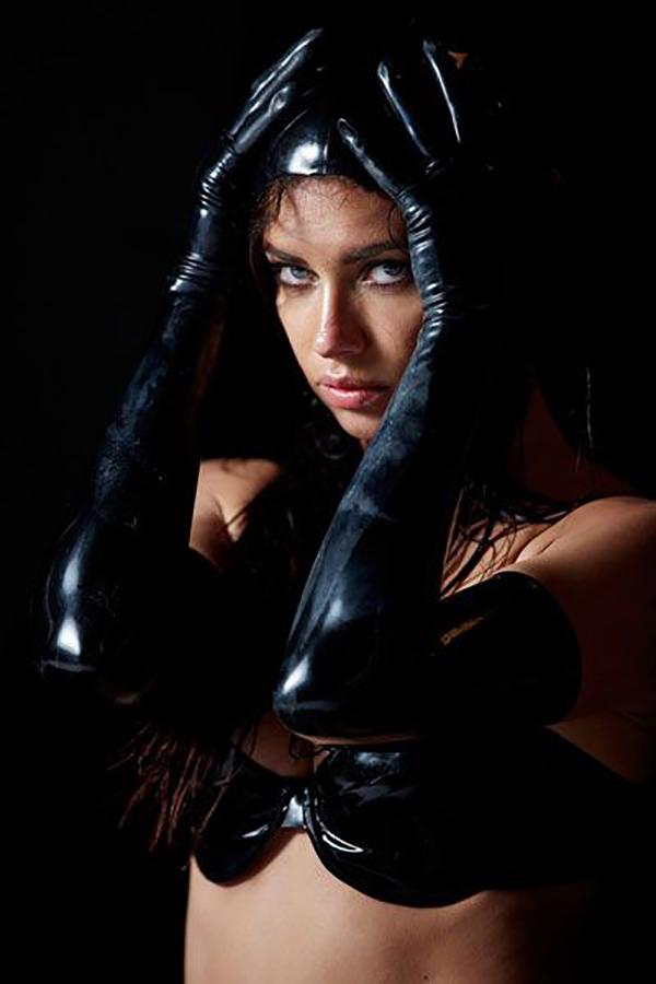 January: Adriana Lima