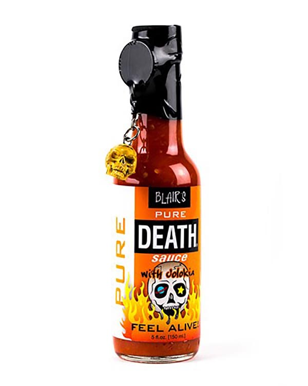 9. Blair's Pure Death Hot Sauce