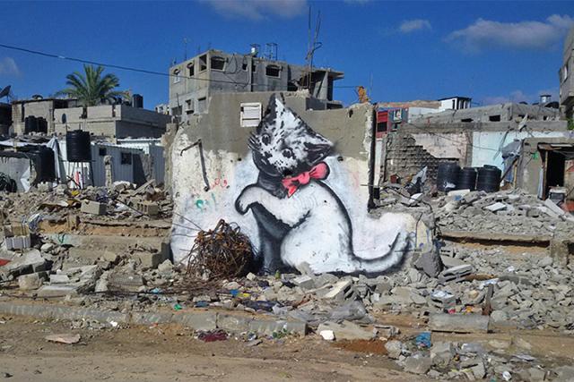 Banksy_Gaza_01
