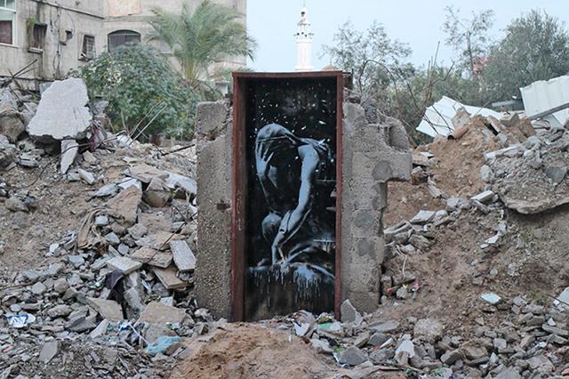 Banksy_Gaza_03
