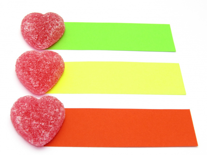 Three rules of love