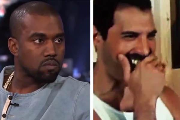 Kanye West And Freddie Mercury_naslovna
