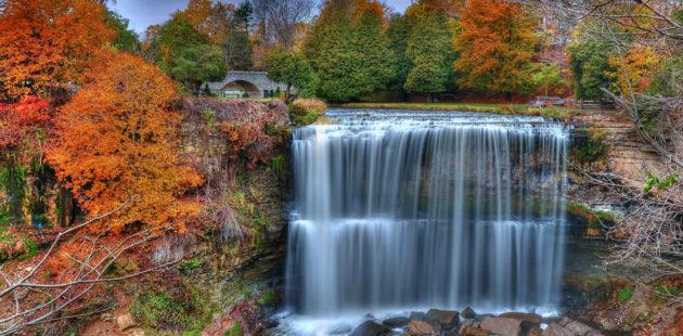 Hamilton vodopadi