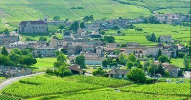 Ова е Дижон, Франција, конкурент на нашето најубаво Скопјенце…