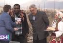 Африканците почнаа да пристигнуваат во Македонија (ВИДЕО)