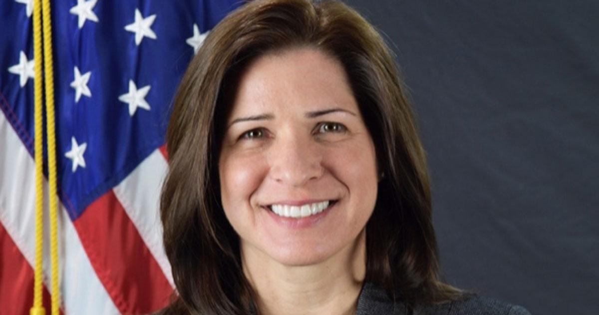 Американската амбасадорка во Скопје Кејт Брнз